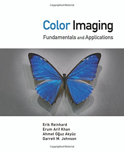 Color Imaging: Fundamentals and Applications