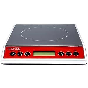 Countertop Stove Amazon : Amazon.com: Avantco ICBTM-20 Countertop Induction Range / Cooker ...