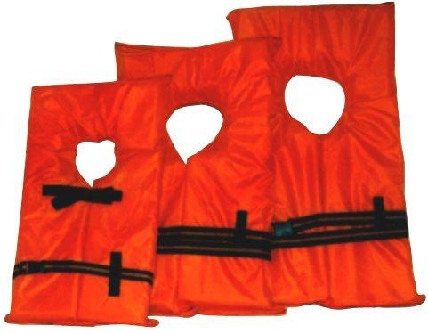 Image of Kent Marine Childs Small Orange Life Jackets 4230 (B005UZFTGU)