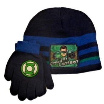 Amazon.com: DC Comics Green Lantern Boys Blue Beanie