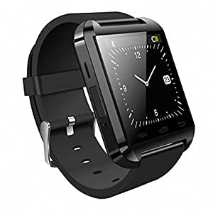 : HopCentury Bluetooth Smart Watch Support iPhone App and Android Apk