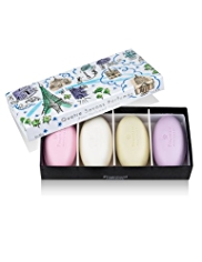 Fragonard Guests Soaps Paris Gift Set
