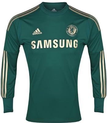 2012-13 Chelsea Adidas Home Goalkeeper Shirt