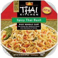 Thai Kitchen - Rice Noodle Cart Spicy Thai Basil - 97 Oz from Thai Kitchen