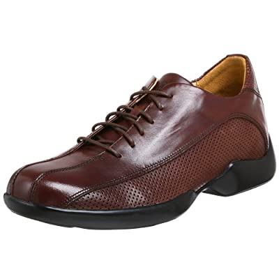 Aetrex Men's Perforated Oxford