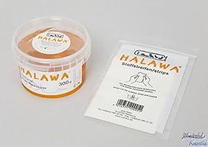 HALAWA 300g + Stoffstreifen