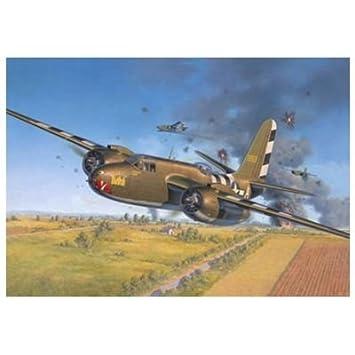 Revell - 4598 - Maquette d'Avion - Douglas A-20 G/J Havoc