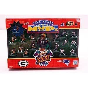 Super Bowl XXXI - All-Star MVP - Green Bay Packers vs New England Patriots Action Figures