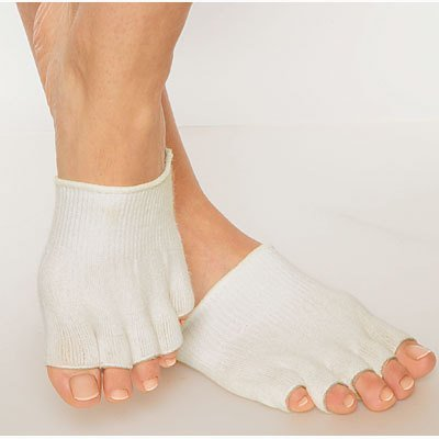 gel-toe-socks-dry-forefoot-feet-heel-hard-cracked-skin-moisturising-open-comfy-recovery-protection-t