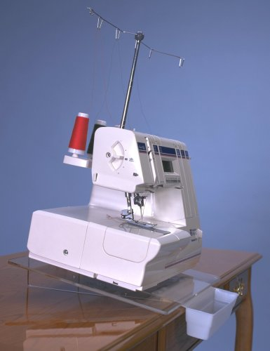 Serger'Tilt Ergonomic Serger Table (Sewing Machine Tilt compare prices)