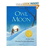 Owl Moon (0590420445) by Yolen, Jane