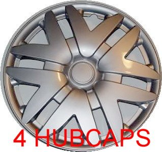 """16"""" Toyota Sienna Hubcaps Wheel Covers Fit 2004 2005 2006 2007 2008 Sienna and Most 16"""" Rims"""