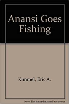 Flip to back flip to front for Anansi goes fishing