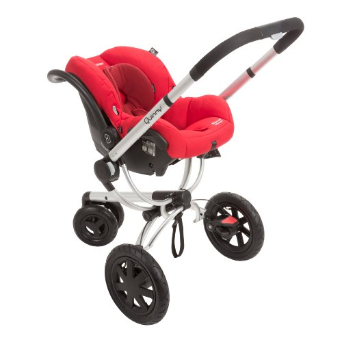 how to get maxi cosi capsule out of car