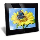Cytem KX10; Fotos wie gedruckt dank IPS Premium Display 1024x768; Digitaler Bilderrahmen 24,4cm (9.7 Zoll/im 4:3 Format); ECHTE Zufallswiedergabe; HD/FHD-Video und MP3 Wiedergabe; 4GB internem Speicher; automatischer Bildrotation