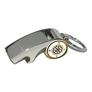 Compass Key Ring Amazon Uk