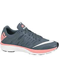 Women's Nike Lunarspeed+ Running Shoes. Size 11.5 (Armory Slate/Summit White-Atomic Pink)