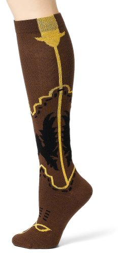 Ozone Design Women's Cowboy Boots Socks
