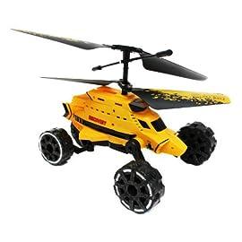 Sky-Botz Aerocar Hover Assault - Yellow
