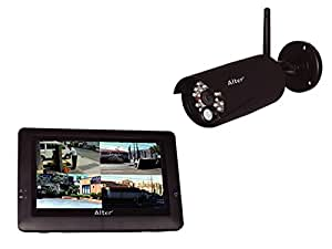 キャロットシステムズ オルタプラス ハイビジョン無線カメラ&モニターセット AT-8801