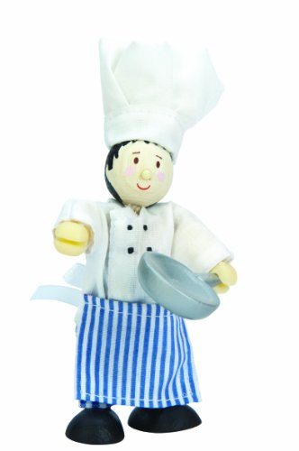 Budkins The Budkin Chef Figure
