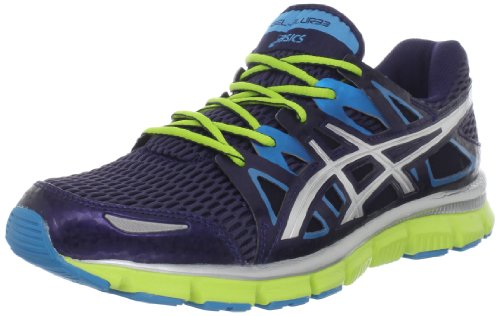 ASICS ASICS Men's GEL-Blur33 2.0 Running Shoe,Navy/White/Electric Blue,10.5 M US