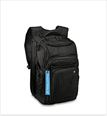 BMW Genuine JOY Travel Rucksack Backpack Laptop Bag (80 22 2 179 735) from BMW