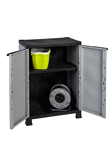 kunststoffschrank garten preisvergleiche erfahrungsberichte und kauf bei nextag. Black Bedroom Furniture Sets. Home Design Ideas