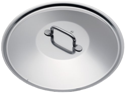Sitram Catering 13.5-Inch Commercial Stainless Steel Lid
