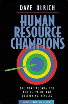 Human Resource Champions: 9780875847191: Human Resources Books