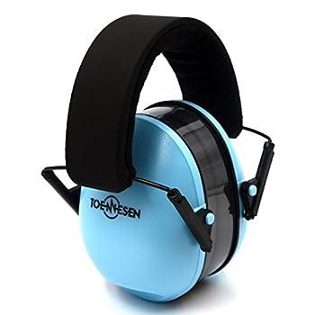 Sound Kids Earmuffs / Hearing Protectors - Adjustable Headband Ear Defenders for Infants Children