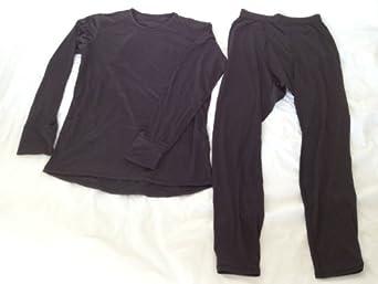 Official US Military Polartec Power Dry Shirt & Pants Set (Small)