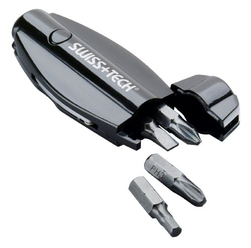 Swiss+Tech ST60200 Xdrive Compact 7-in-1 Drive Tool