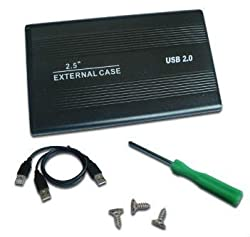 Ranz IDE EXTERNAL USB Casing for 2.5 inch IDE-Pata HDD Harddisk Laptop Hard Disk