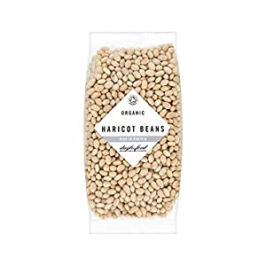 Daylesford Organic Haricot Beans 500g - Pack of 2