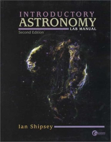 An Introduction to Astronomy Laboratory Manual