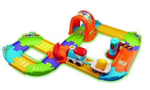 Tut Tut Bólidos - Circuito del tren (VTech 3480-152122)