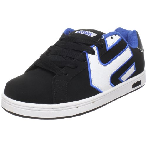 Etnies Men's Vengeance Black/blue/white Trainer 4101000285 8 UK