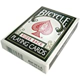 Bicycle Black Rider 808 Playing Cards