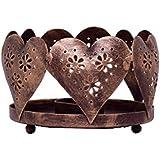 Home Decor Decorative Heart Shape Designer Telight/T-light/Candle Holder