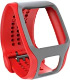 TomTom Comfort Strap - Cardio (Red and Grey)