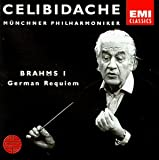 ブラームス:交響曲第1番、「ドイツ・レクイエム」