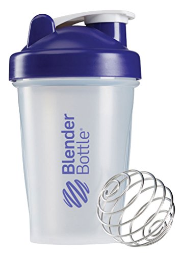 Blender Bottle(ブレンダーボトル) 【日本正規品】Blender Bottle Classic Clear 20オンス(600ml) BBCL20 PR