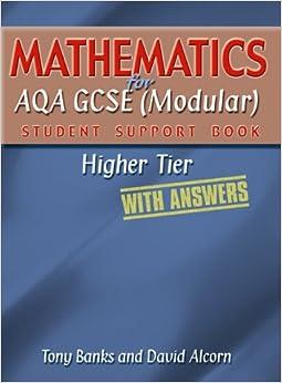 Aqa gcse mathematics higher tier student book answers