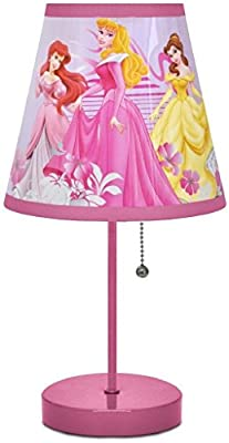 DISNEY Table Lamp - Princess
