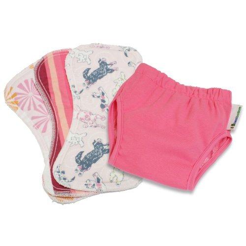 Best Bottom Potty Training Kit, Bubblegum, Small Color: Bubblegum Size: Small Newborn, Kid, Child, Childern, Infant, Baby front-3530
