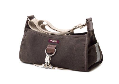 Po Campo Pilsen Bungee Handbag, Umber, One Size