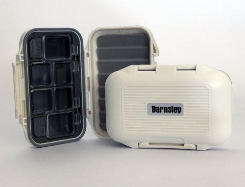 Plastic Waterproof Fly Box - White