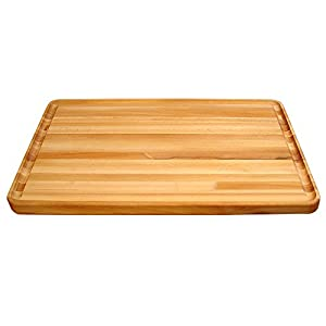Catskill Craftsmen 30-Inch Pro Series Reversible Cutting Board with Groove