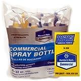 Commercial Spray Bottles - 32 Oz